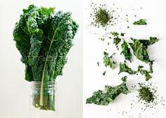 green check, awesom garden, daili dose, kale chips, kale and pasta recipes, kale powder, garden idea, food processor, amaz recip
