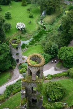 kiss, castles, blarney castl, stone, cork citi