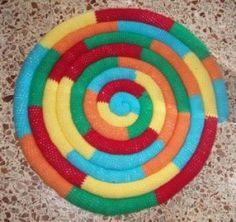 Cómo hacer alfombras | Aprender manualidades es facilisimo.com