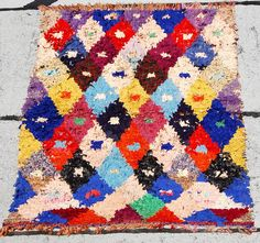 Rugs From Around The World by Jeanine Hays. Mediterranean rugs by Beldi