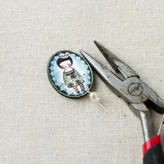 Shrink Plastic Projects : : Tutorial