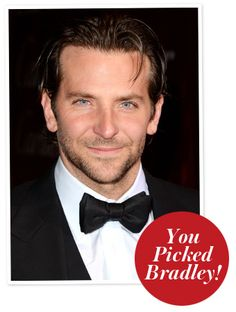 InStyle asked our Facebook friends to help us choose the sexiest man in Hollywood—Bradley Cooper or Channing Tatum—for our first-ever Man of Style Tug of War… and the results are in! The majority of users chose Silver Linings Playbook star Bradley Cooper.
