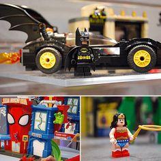 Super Legos.  Super Love.
