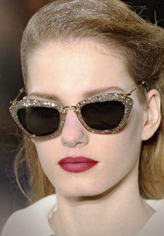 MIU MIU sunglasses.. fuh yeah
