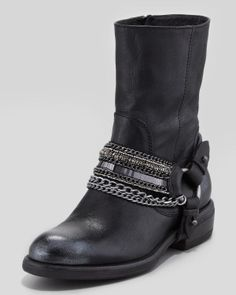 decorated boots