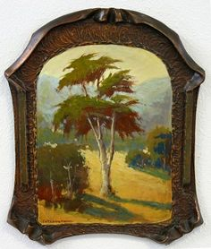 Early California Impressionism - James Armstrong