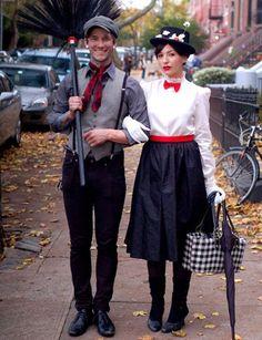 halloween costume, adult costume ideas, mary poppins costume