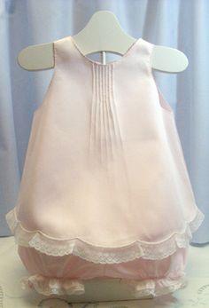 Debbie Glenn's diaper set--sewing perfection!