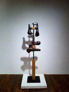 Noguchi sculpture, Isamu Noguchi