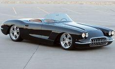 1960 Custom Corvette