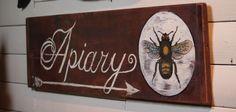 Honeybee #sign