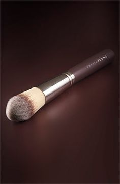 Louise Young Cosmetics LY34 Super Foundation Brush | Nordstrom ❤️❤️❤️❤️ beautiful brush for foundation