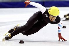 USA's Top Olympic Hopeful's: J.R. Celski Speed skating