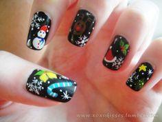 Hello Christmas Nails!