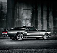 '67 Shelby Mustang GT 500 (Eleanor)