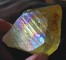 Rainbow Mayanite Quartz