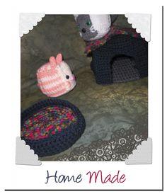 Online Crochet Patterns | Dog Bed Crochet Patterns