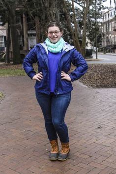 College Fashionista - Your Campus is the Runway These #LLBean Boots are made for walking and so much more...