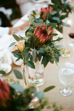 Wild Flower Themed Wedding     The Frosted Petticoat