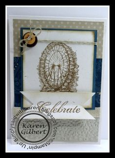 Sentimental Celebration by kaygee47 - Cards and Paper Crafts at Splitcoaststampers