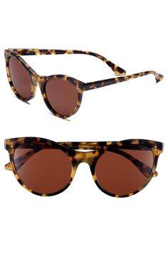 Love! Cat-eye sunglasses.