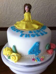 Coolest Princess Cake...