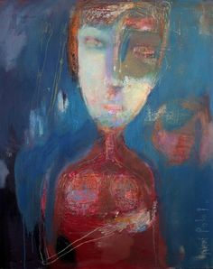 Breathe  acrylic on canvas  80X100cm
