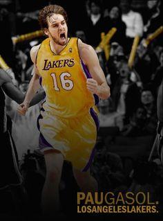 Pau Gasol--Lakers