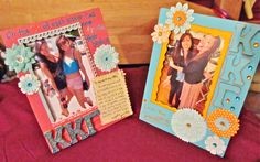 crafting cuteness - love these frames!