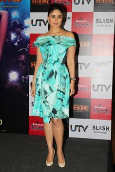 #KareenaKapoor at #Heroine promotions? HOT or NOT?