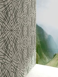 concrete tiles- wall or floor coverings
