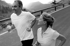 The Benefits of Middle-Age Fitness - Being or becoming fit in middle age, the study found, even if you haven't previously bothered with exercise, appears to reshape the landscape of aging.