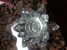 lotus tea light holders