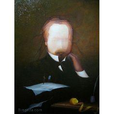 Victor Bregeda, Portrait of a Bright Personality