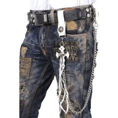Metal Jeans & Pants