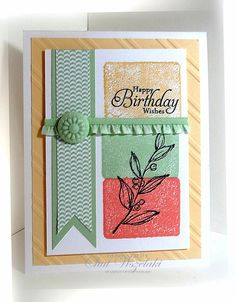 Simply Sketched, Stampin' Up