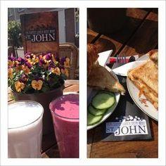 St. John is said to offer the best yoghurt icecream | Middelburg, Zeeland, the Netherlands