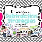 Are you looking to pump up your subtraction activities?  This unit will help teach your students different subtraction strategies, and make learnin...