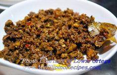 Picture of Filipino Bopis Recipe