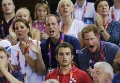 love the royals at the olympics