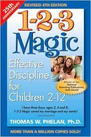 1-2-3 Magic Discipline Method