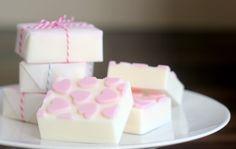 {3 Step} Fresh Raspberry Soap - Gluesticks