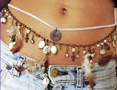 Belly bracelets :]