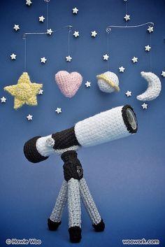 Crochet Telescope