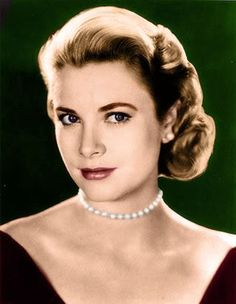Grace Kelly and the Pearls