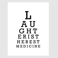 Laughter provides pain relief, lowers blood pressure, boosts the immune system, and even works as exercise.- Carla Ulbrich
