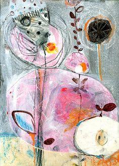 Big Pink Flower - Andrea Daquino