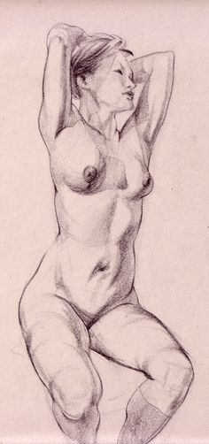 Chester Chien: Female Figure Drawing