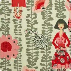 Rivoli Girl- Alexander Henry Fabrics