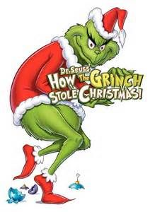 Dr.Suess' How The Grench Stole Christmas I've always loved this movie since I was little.